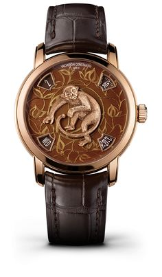 Métiers d'Art The legend of the Chinese zodiac - 2016, year of the monkey : 86073/000R-8971
