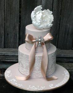 communion cakes - Google Search