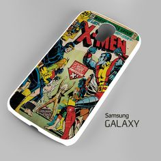 X-Men Vintage Comic Book Samsung Galaxy S3 S4 S5 Note 3 Cases – firetsy