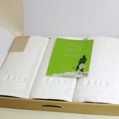 Cotton Nouveau 2013 -Set of Hand towels x 3