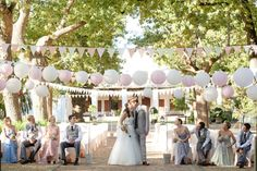 Real Wedding at Nooitgedacht {Bridget