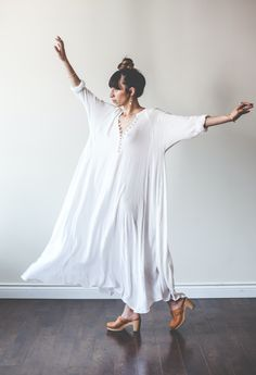 Image of Kundalini Gown *Frida Limited Edition*  IN STOCK NOW
