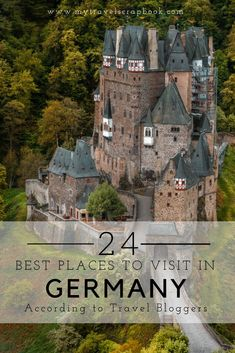 Germany is full of magical forests, medieval towns, hip cities and incredible landscapes. Visit Germany, Germany Travel, Germany Europe, Best Cities In Germany, Bavaria Germany, Europe Travel Tips, European Travel, Travel Hacks, Italy Travel