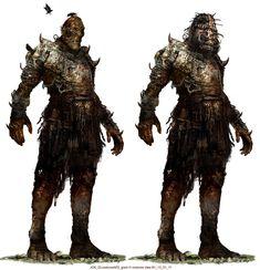 Jack the Giant Killer Jack The Giant Slayer, Goblin, Concept Art, Lion Sculpture, Character Design, Weapon, Monsters, Image, Conceptual Art