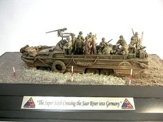 ww2 d-day diorama