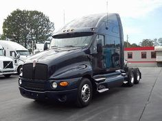 Used 2007 #Kenworth T2000 #Heavy_Duty_Truck in Conley @ http://www.onlinetrucksusa.com/