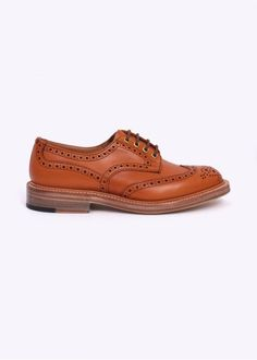 Trickers by Triads Derby Brogues - Acorn Antique Derby, Men Dress, Dress Shoes, Brogues, Acorn, Oxford Shoes, Lace Up, Antiques, Fitness