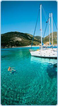 Greek Island Sailing...one day