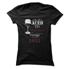 Aged To Perfection 1955 T Shirt, Hoodie, Sweatshirts - design a shirt #shirt #T-Shirts