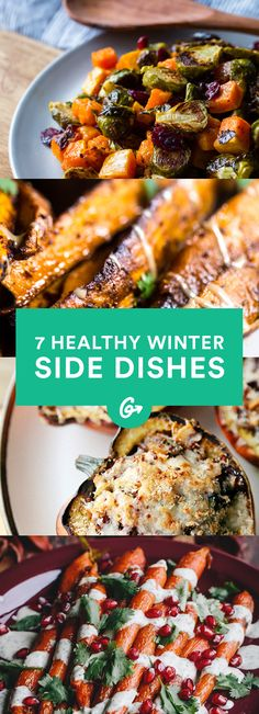 Forget the bland salad. #winterrecipes #healthyrecipes #sidedishes http://greatist.com/eat/healthy-winter-side-dishes