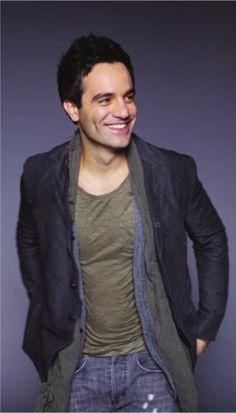 Ramin Karimloo being cute as ever.