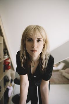Paramore Hayley Williams, Hayley Williams Style, Hayley Paramore, Hayley Williams Blonde, Maisie Williams, Good Dye Young, Jeremy Davis, Punk, Grunge Hair