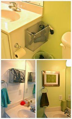 07 dicas de organização de banheiro