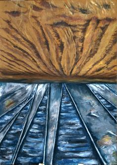 """do neznáma"" by Pubba - SAShE. Hardwood Floors, Flooring, Nature Paintings, Ale, Shapes, Texture, Handmade, Crafts, Wood Floor Tiles"