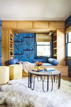 What's stopping you from arranging your very own reading nook? Whether you want to build a cozy architectural space to crawl into, or even if you just have an awkward corner in your home, a reading nook is just a few design tips and ideas away. From sophisticated and modern to eclectic and quirky and classic, the spaces below will inspire you to create your very own reading nook to escape to.