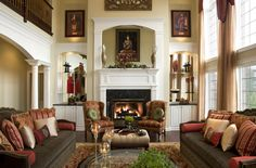 beautiful living rooms | Steps to a BEAUTIFUL Living Room! « Northside Decorating Den's Blog