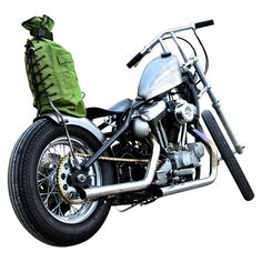 West Eagle Sissy Bar Duffle Bag - Green
