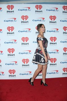 Jade Thirlwall at the iHeartRadio Festival, 22nd of September, 2017