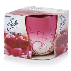 BARGAIN Glade Fragranced Candles NOW £1.75 At Wilko - Gratisfaction UK Bargains #glade #candles