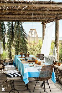 Taras styl Prowansalski - zdjęcie od H&M Home - Taras - Styl Prowansalski - H&M Home