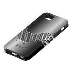 Dark Shiny Metallic Look iPhone 5 Cover