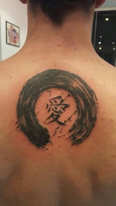#enso #tattoo #ilvuotocompletatodallamore
