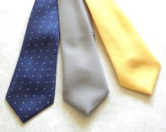 Satin Charlie Toddler Tie by Gaton on Etsy, $20.00