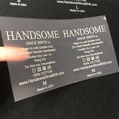 7542d967c 500 Tagless Heat Transfer Labels, Custom T Shirt Tag, Tagless Label, Iron  on Name Tags, Custom tagless label, Transfer Shirt, Tagless Tags