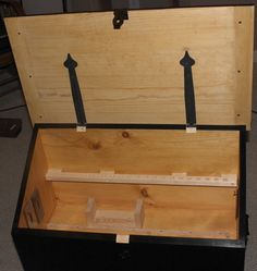 WoodNet Forums: Dutch Tool Chest - prototype