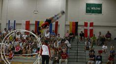 WC 2013 in Wheel Gymnastic Team switzerland  Vault