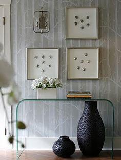 Favorite designer Sarah Richardson