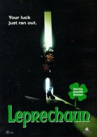 Back Seat Viewer: Movie Review: Leprechaun