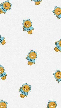 @FernandaS Cartoon Wallpaper, Bear Wallpaper, Kawaii Wallpaper, Pattern Wallpaper, Aesthetic Desktop Wallpaper, Wallpaper Backgrounds, Iphone Wallpaper, Broken Screen Wallpaper, Cute Lockscreens