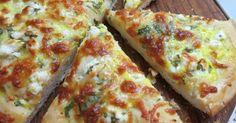 Cookbook Recipes, Pizza Recipes, Cooking Recipes, Meal Recipes, Recipies, Calzone, Mediterranean Recipes, Greek Recipes, Cooking Time