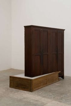 once again, the simple genius of doris salcedo