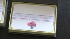 NewTV Auction Profile: Felix Doolittle by NewTV. For NewTV's Fall Auction, Felix Doolittle generously donated several note cards for the event.  In return, we take a peak at Felix Doolittle and the work they are creating in their Newton workspace.