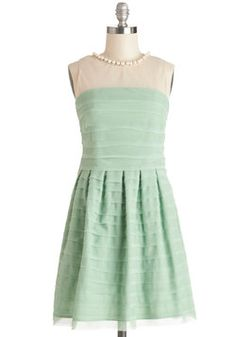 Bridesmaid Accessories & Gowns - Pearl of Your Dreams Dress