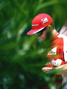 #Kimi #KimiRaikkonen #Raikkonen #iceman #scuderiaferrari #bahgp #redseason #BahrainGp #F1 (sunday; 04 19,2015) pic012