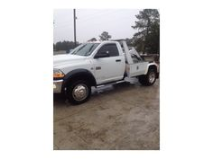 2011 DODGE RAM 4500 CENTURY MIDNIGHT EXPRESS Self Loader