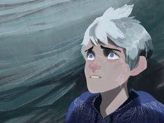 Elsa: Jack, why are you crying?