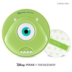 Get the Faceshop Disney Edition Mike CC Long Lasting Cushion at W2Beauty…