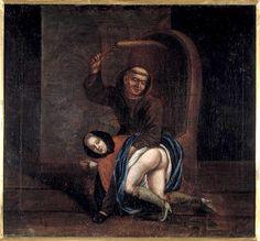 bare bottom Nun