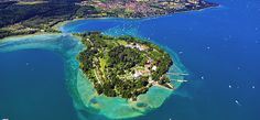 No. 9 Attraction in Germany: Lake Constance with Mainau Island, Monastic Island of Reichenau (UNESCO World Heritage), Lindau, prehistoric pile dwellings, Meersburg Castle