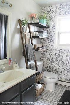 Bathroom Renos, Bathroom Interior, Bathroom Fixtures, Remodel Bathroom, Bathroom Toilet Decor, Bathroom Remodeling, Vintage Bathroom Decor, Bath Room Decor, Farm House Bathroom Decor