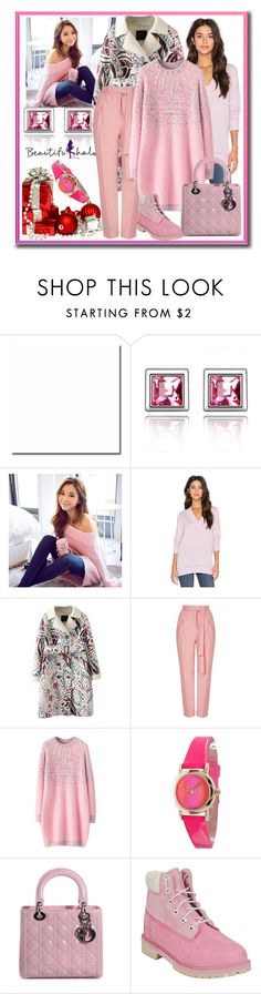 """""""BEAUTIFULHALO.COM-IV-57"""" by ane-twist ❤ liked on Polyvore featuring chuu, Vince, Topshop, Christian Dior, Timberland, women's clothing, women's fashion, women, female and woman"""
