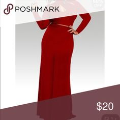 Women's 2piece skirt and top I have a woman's half top and skirt. The pic looks burgundy it's actually red RED! It's cute but not for me. It's a 2x but I'm American sizes it's actually a XL/1x. Brand new never worn Dresses