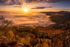 Svítání, autor: Radek Valtera