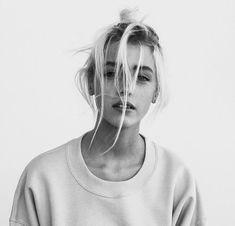 Pure// #inspiration #portrait #sweatshirt #style #stylish #fashion #model