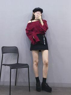 Korean Fashion Blog online style trend #KoreanFashionTrends