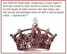 Queenism Quotes | Queen of Your Own Life